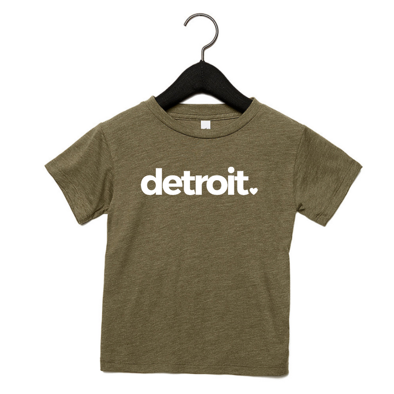 Detroit Toddler + Youth Shirt