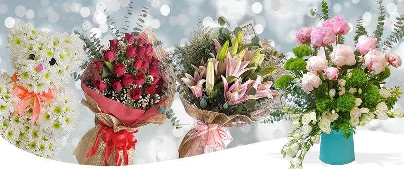 Bouquets & Gifts
