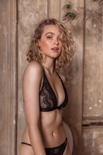 Chantelle Bralette Black