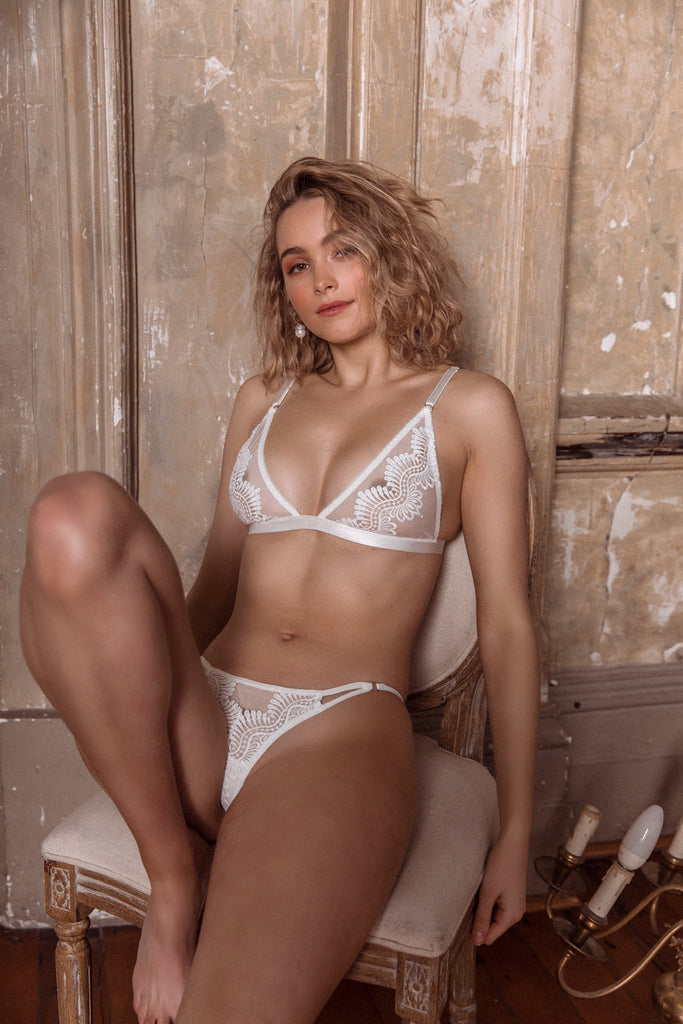 Chantelle Underwear White