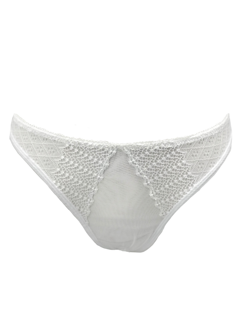 Liberty Thong White