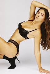 Dame Underwire Black