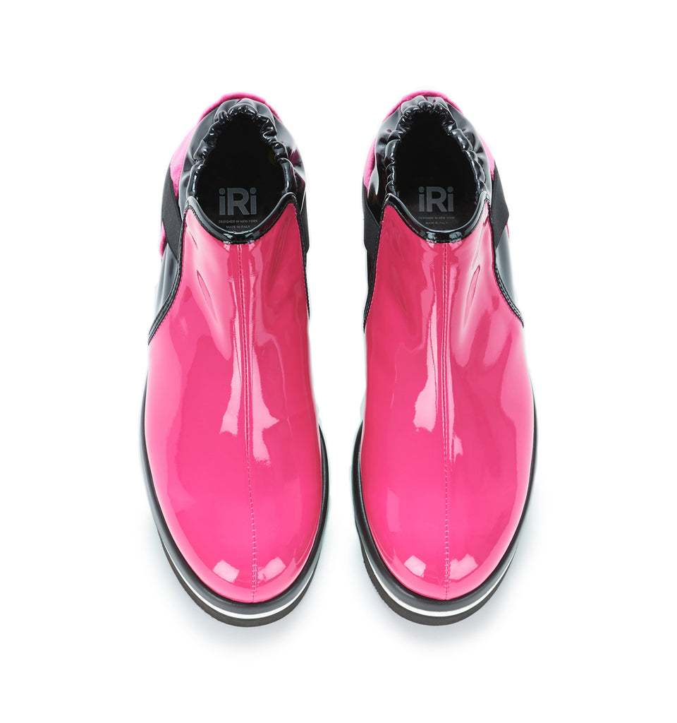 Pink Patent Loafer - $295