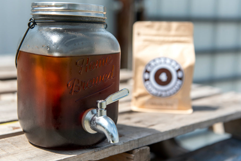 5 easy steps for making an outstanding cold brew coffee