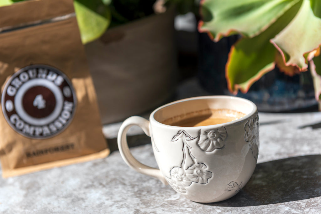 3 tips to make a better cup of coffee at home