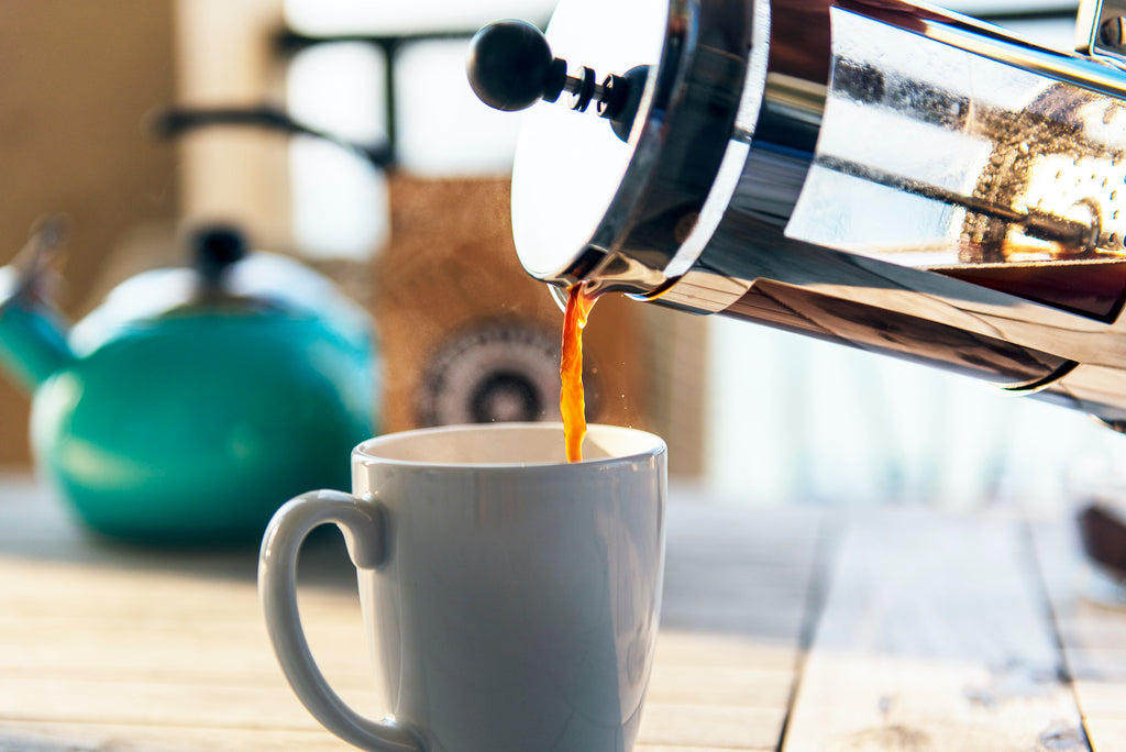 7 steps to brew a fantastically flavorful French press coffee