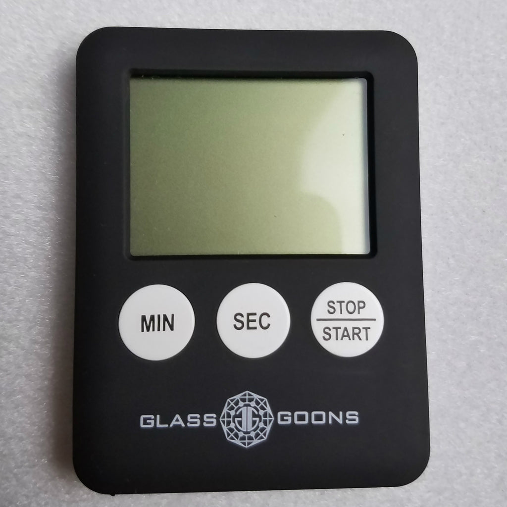 Glass Goons Magnetic Timer
