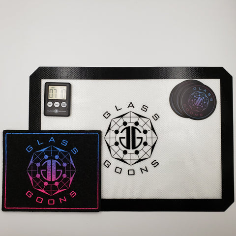 Glass Goons Merchandise Pack