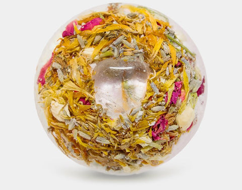 Flowerchild CBD Bath Bomb