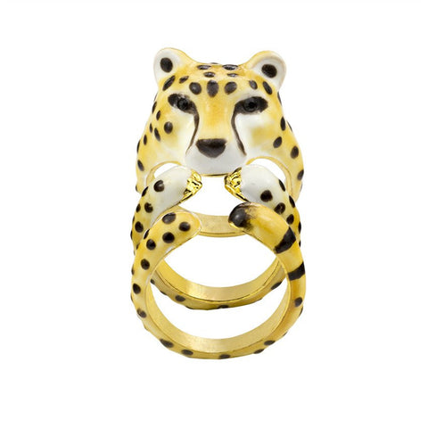 3-Piece Animal Rings