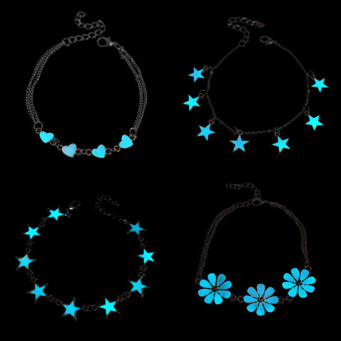 Stunning Glow in the Dark Bracelets