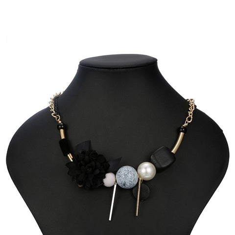 Latest arrival - Asymmetrical Statement Necklace