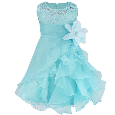 First Holy Communion Dress for Girls