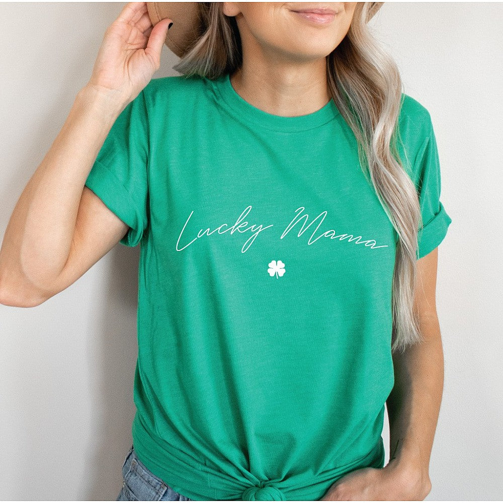 Lucky Mama Graphic Tee