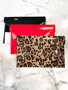 Flat Envelope Clutch