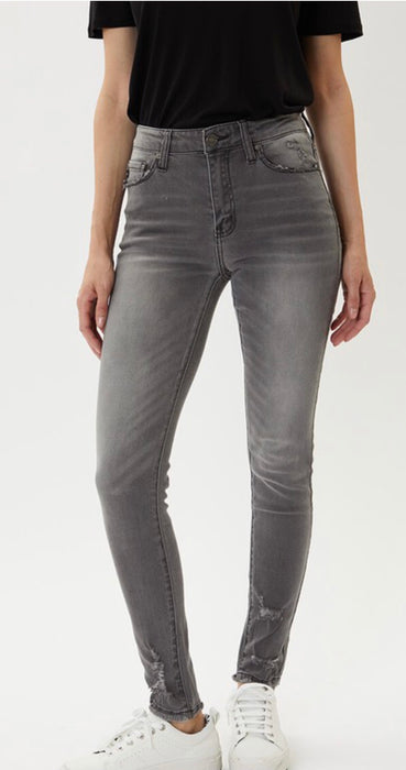 Kan Can High Rise Skinny Jean