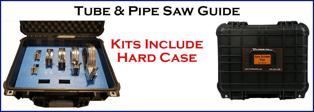 Pipe Saw Guides