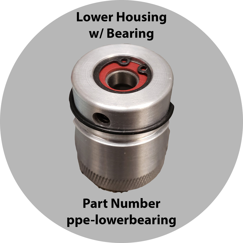 Lower Housing With Bearing & Mandrel