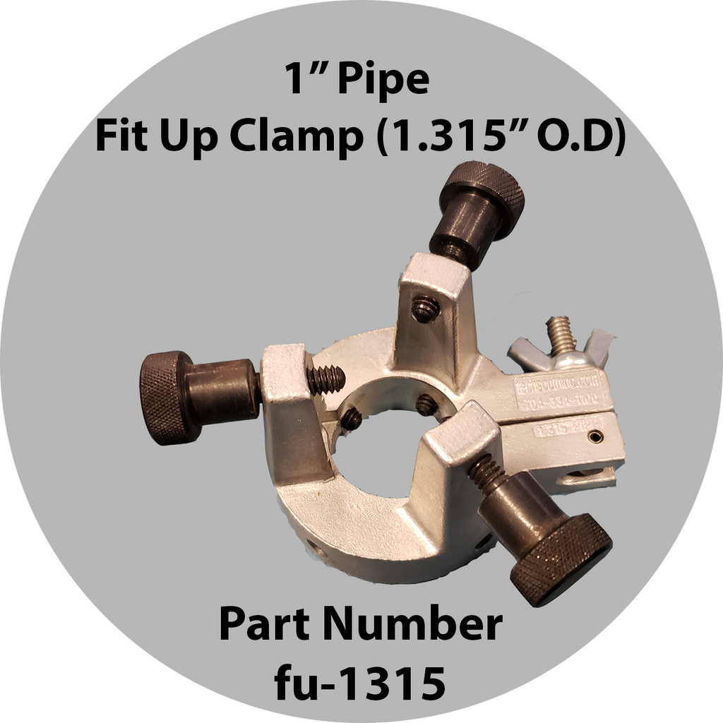 1 Inch Pipe Fit Up Clamp