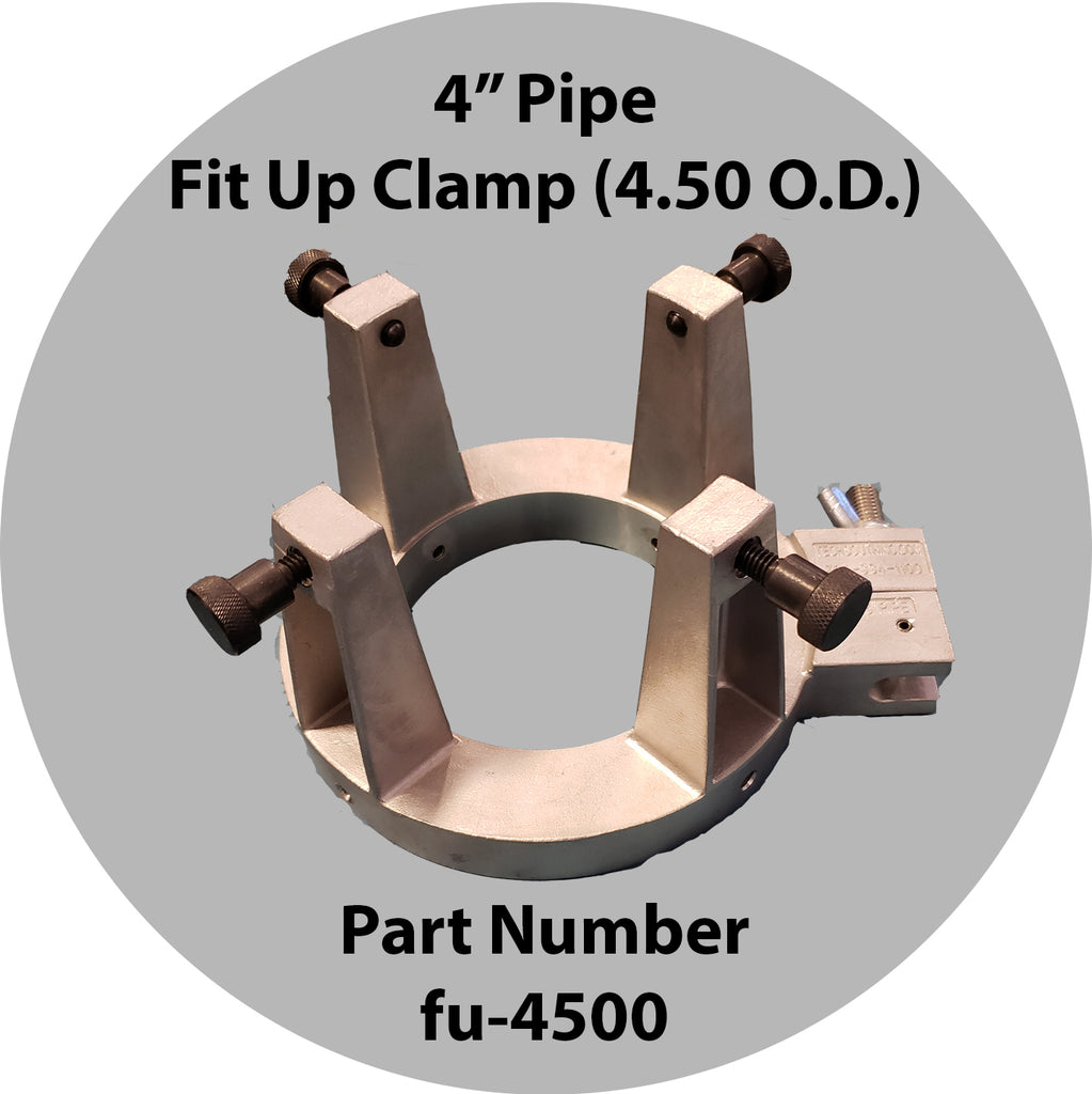 4 Inch Pipe Fit Up Clamp
