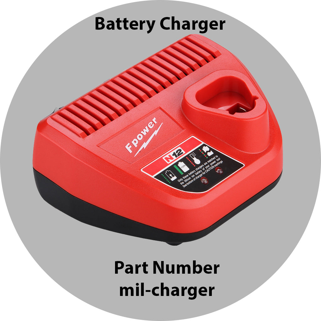 Battery Charger For Cordless