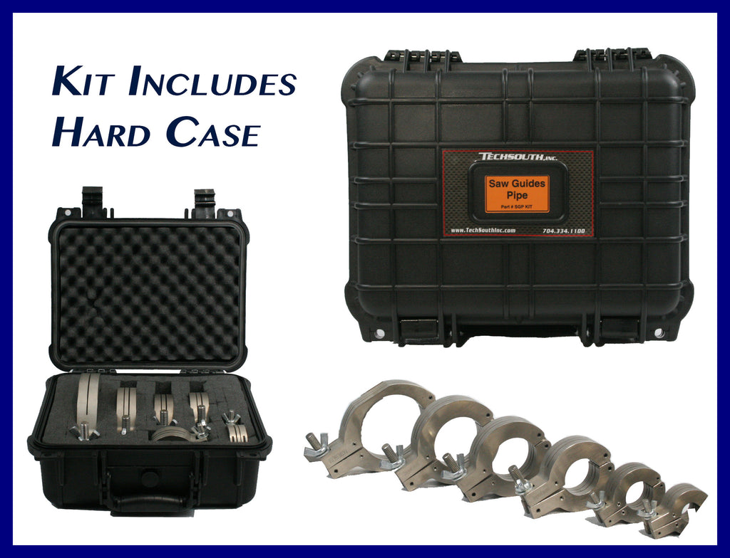 "Saw Guide Kit For Pipe 1""-4"""
