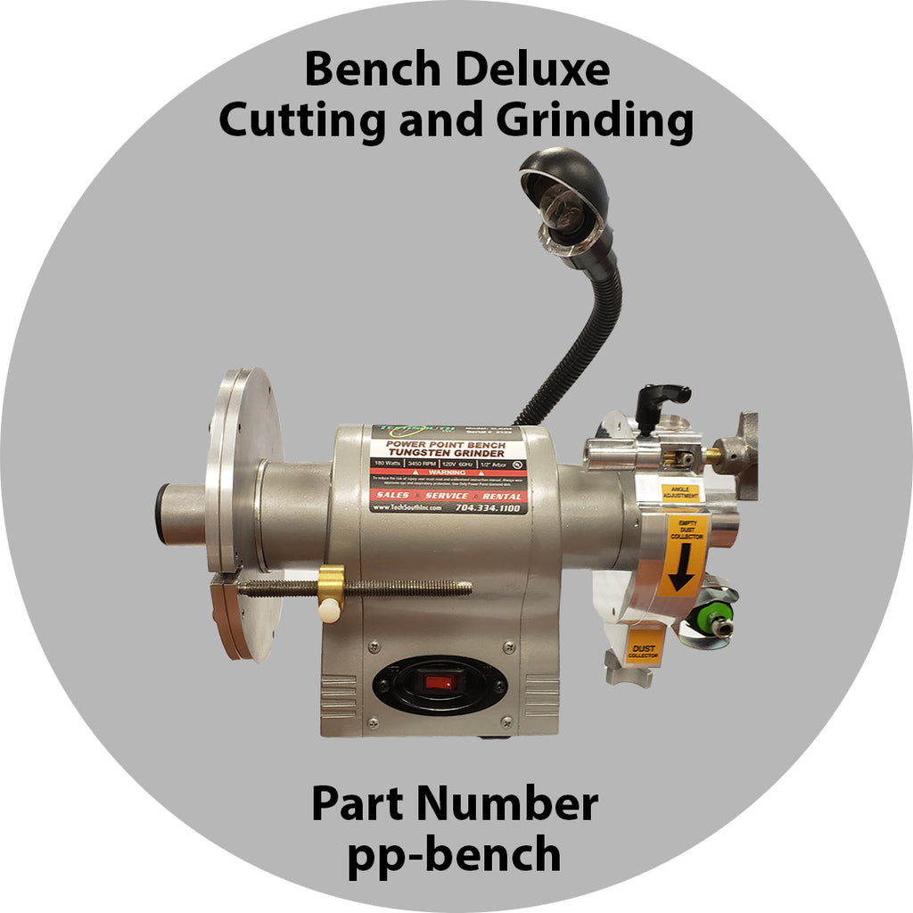 Bench Deluxe Cutting and Grinding