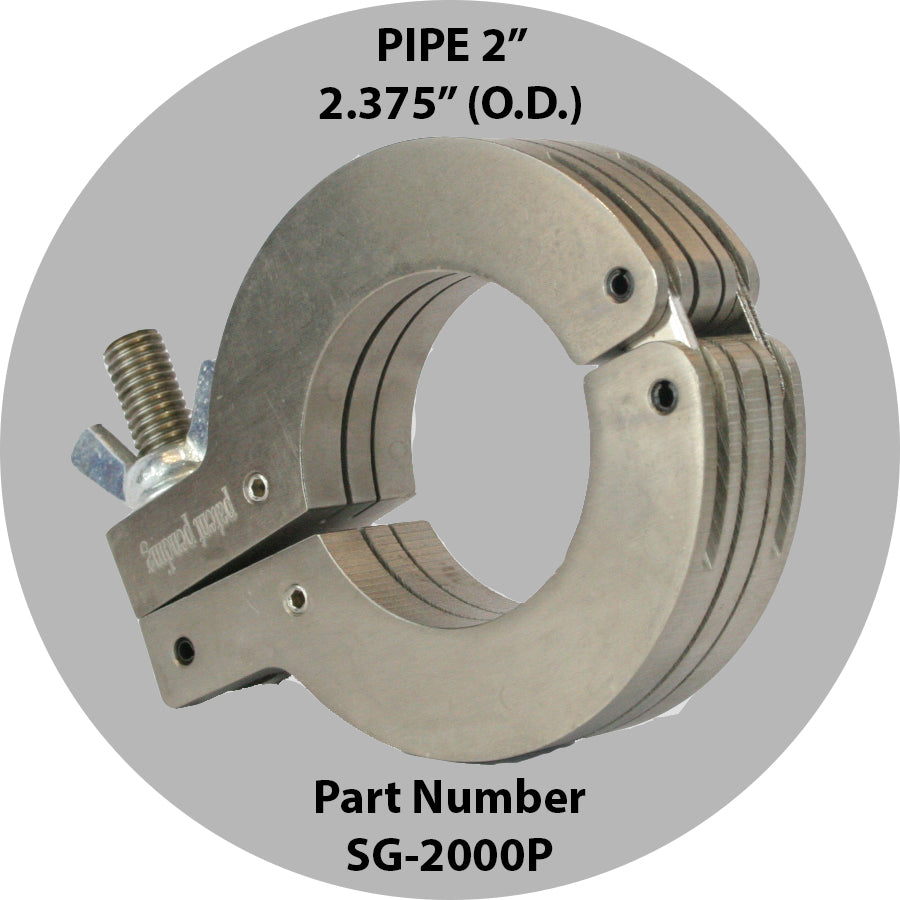 2 Inch Saw Guide For Pipe