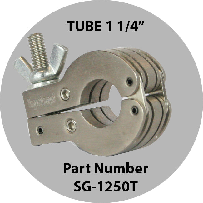 1 1/4 Inch Saw Guide For Tube