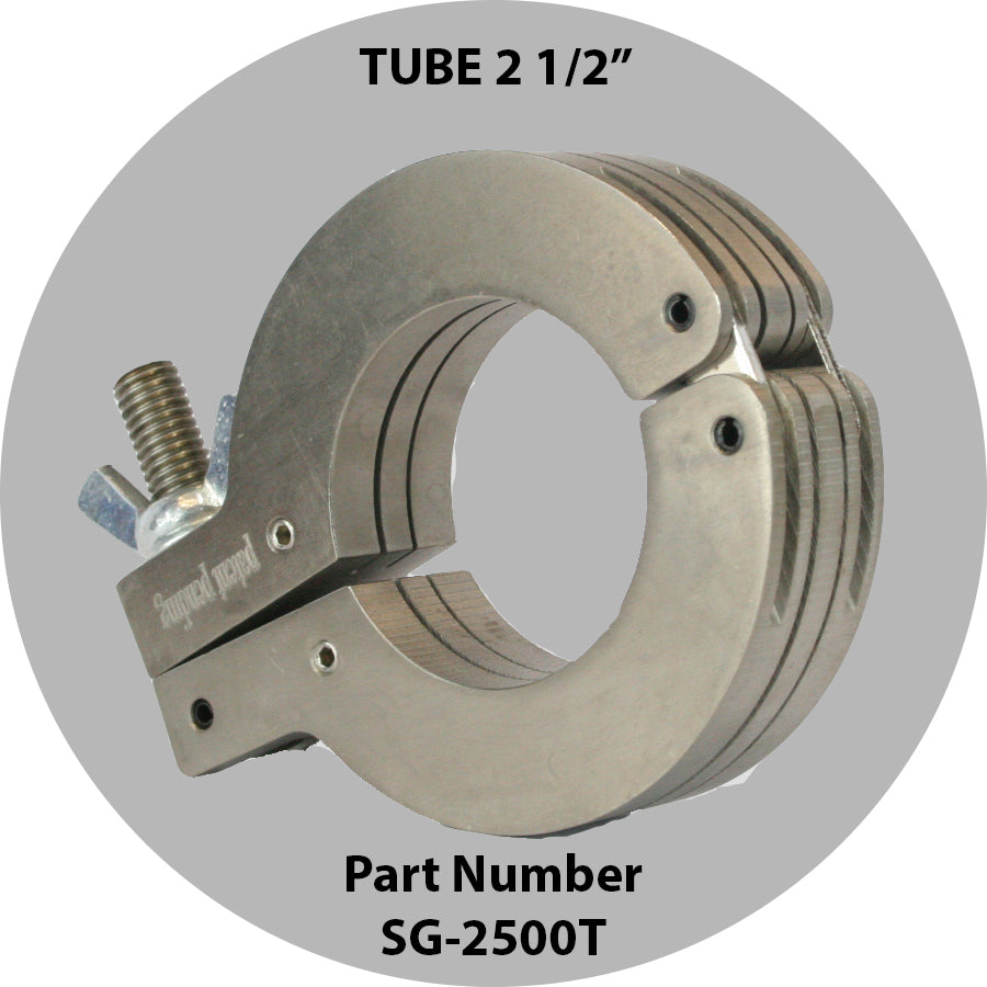 2 1/2 Inch Saw Guide For Tube