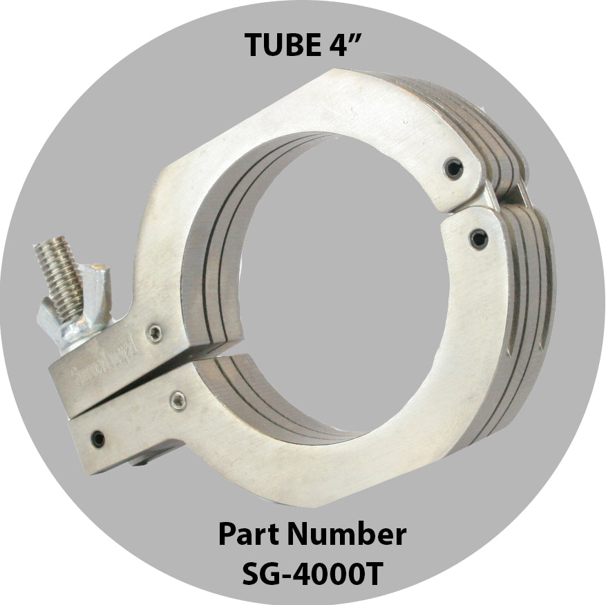 4 Inch Saw Guide For Tube