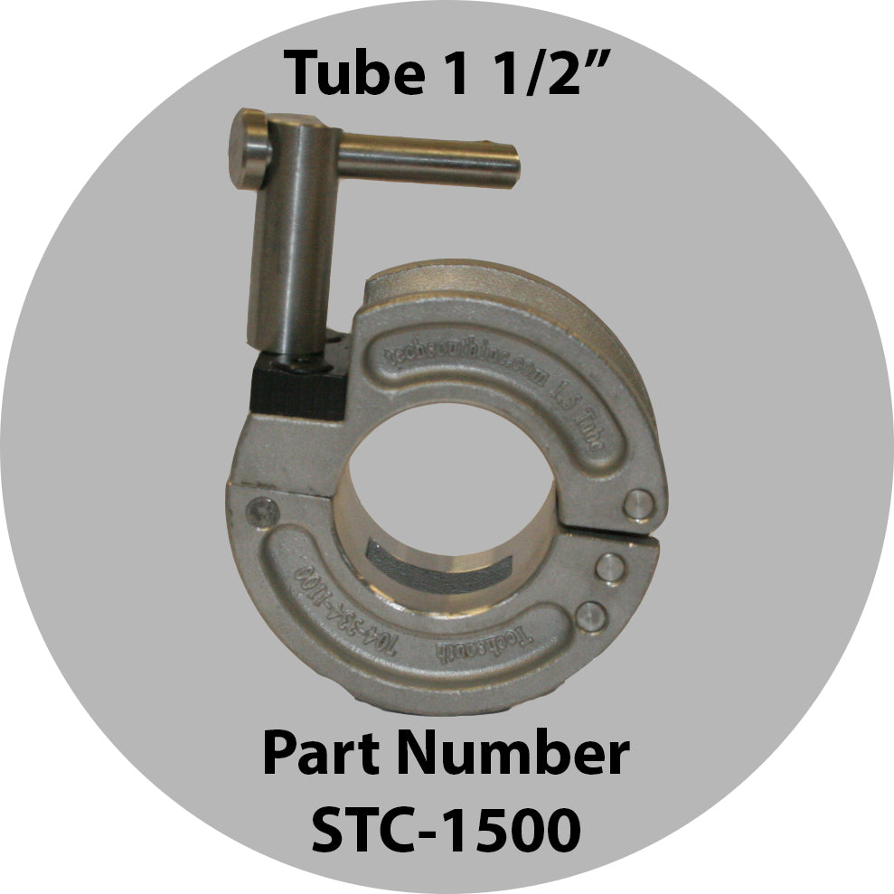 Sanitary Tack Clamp 1-1/2 Inch For Tube