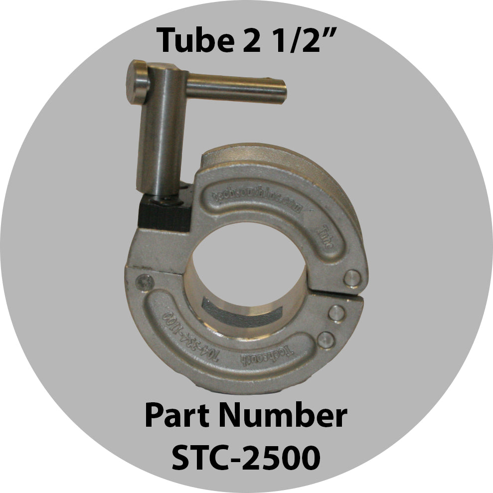 Sanitary Tack Clamp 2-1/2 Inch For Tube