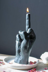 Middle Finger (Life Size)