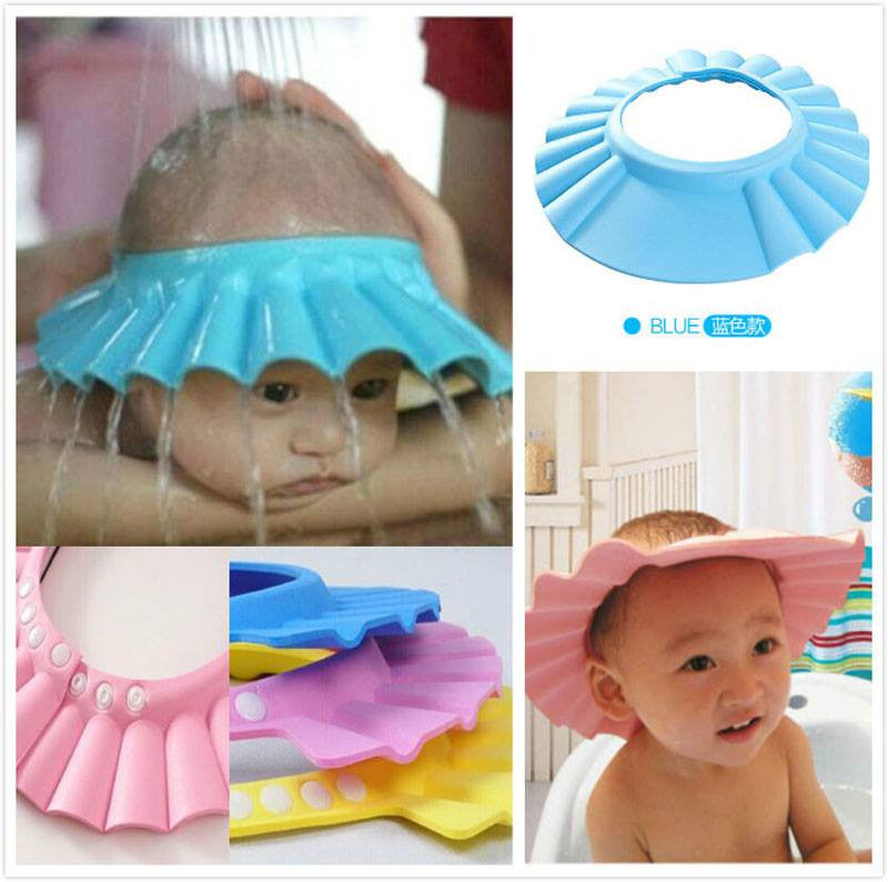 Baby Bath Shower Cap – My Stylish Baby Clothes