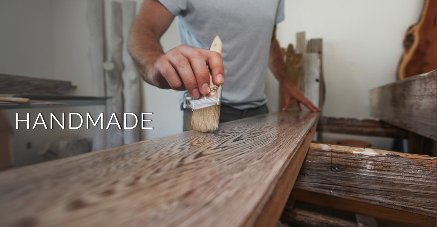 Old Town Timber | Custom wood furniture made with locally sourced wood from Saint Augustine Florida