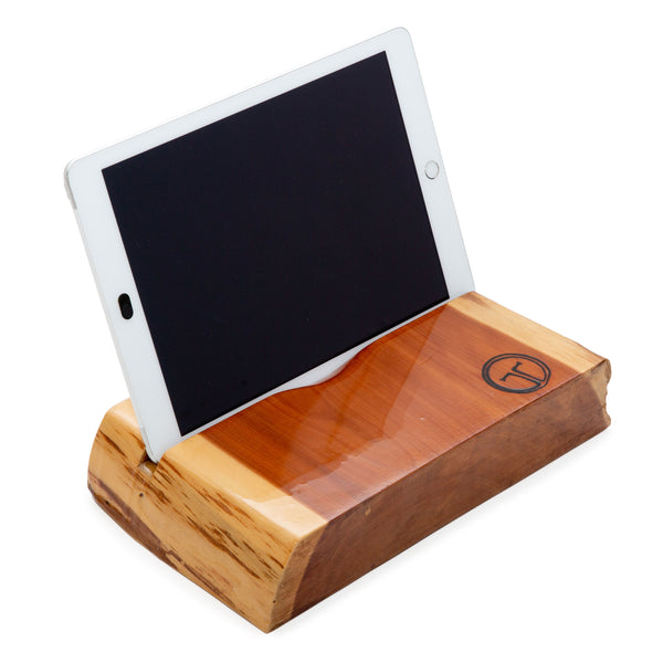 Red Cedar iPad Holder