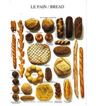 Bread (Pains) - Nouvelles Images Multiples Atelier Postcard