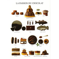 Chocolate - Nouvelles Images Multiples Atelier Postcard