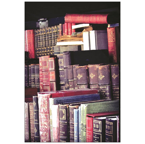 Antique French Books - Vertical