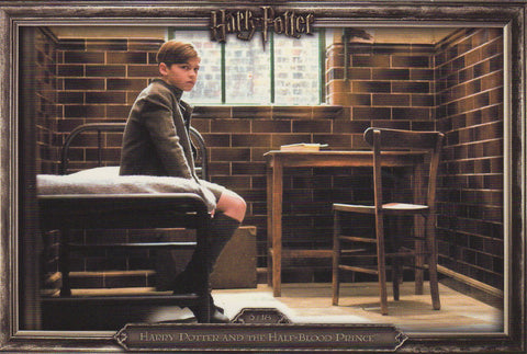 Tom Riddle 6/24  - Harry Potter and the Deathly Hallows  - Daily Telegraph Promo Postcard