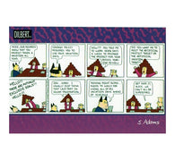 Alice's Vacation Scott Adams Dilbert Comic Postcard