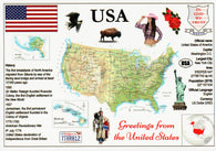 USA MOTW (Maps of the World)