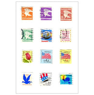 Postage Stamp ABC's