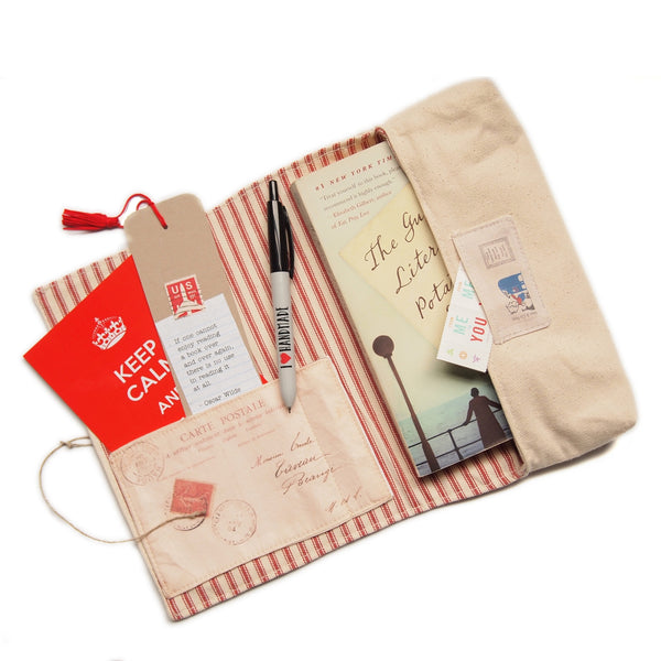 Book and Stationery Pouch