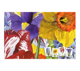 Tulips and Daffodils Watercolors 37¢ - 2004 - USPS Postage Stamp Postcard