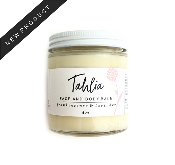 Tahlia Face & Body Balm