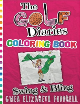 Coloring Book -2- Swing and Bling