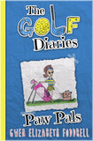 Golf Diaries Collection of books 1,2,3 & 4 Autographed