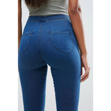 Celebrity Stretch Skinny - Royal Blue - InsideMyLuggage